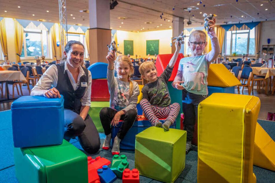 Nummer 1 in Sachsen: Hier checken Kinder am liebsten ein