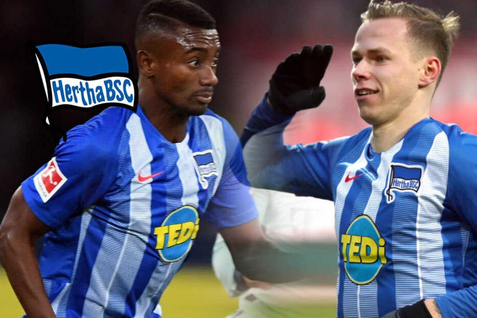 Die irre Rolex-Wette zwischen zwei Hertha-Stars