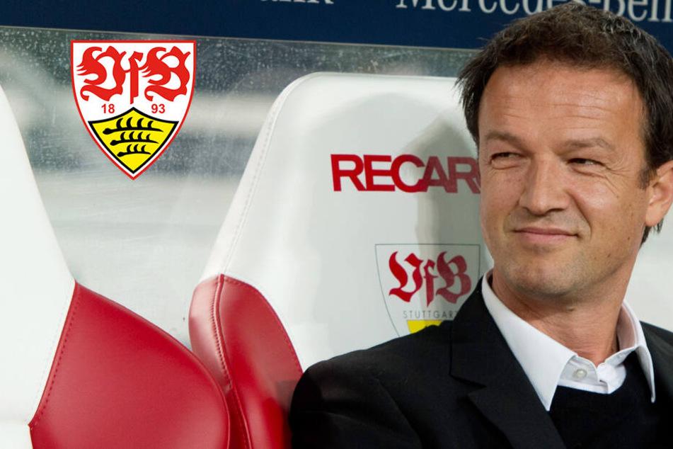 Deshalb feiert der beim VfB gescheiterte Bobic nun Europa-Feste mit Frankfurt
