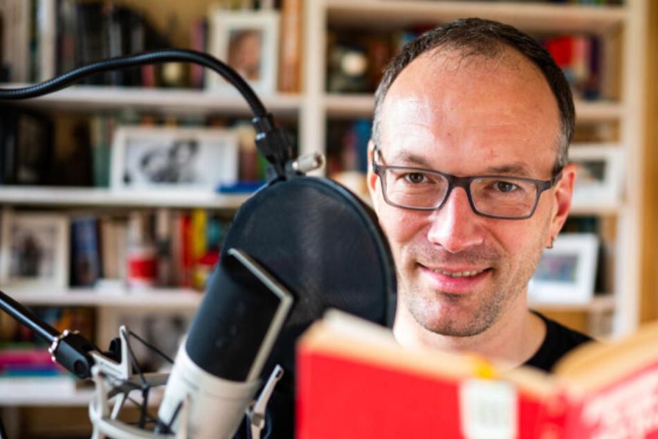 Diese Stimme ist zum Einschlafen! Podcast bringt Euch ins Reich der Träume
