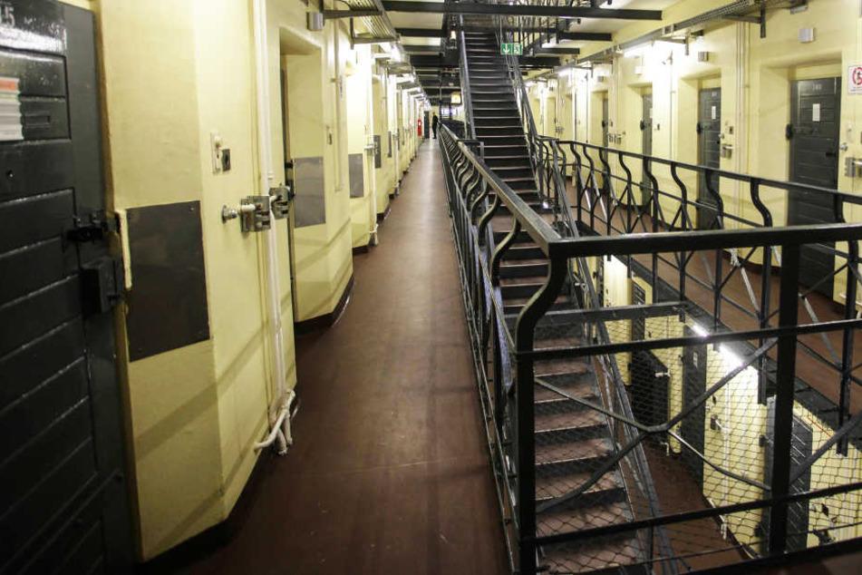 Seit Samstag sitzt der 54-jährige Entführer in Haft. (Symbolbild)