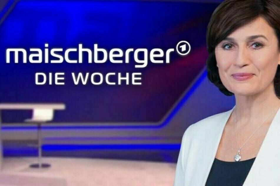 """Sandra Maischberger (55) moderiert ihre wöchentliche ARD-Talkshow """"maischberger. die woche"""" seit 2003."""
