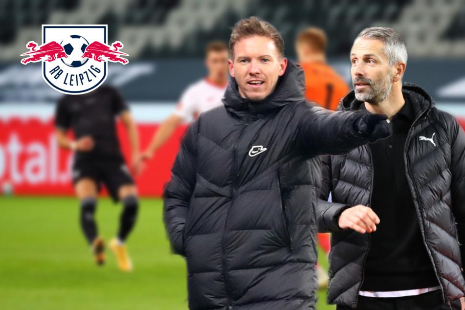 """RB Leipzig im Kampf um Tabellenspitze gegen Gladbach: """"Kein Freiraum für Fehler!"""""""