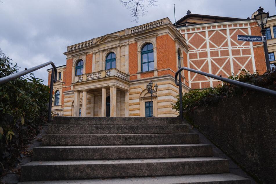 Das Festspielhaus in Bayreuth gehört zur Richard-Wagner-Stiftung.