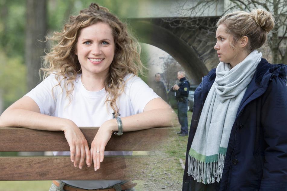 Tatort: TV-Ermittlerin Cornelia Gröschel packt aus: So kam sie zu ihrem Dresdner Tatort-Job