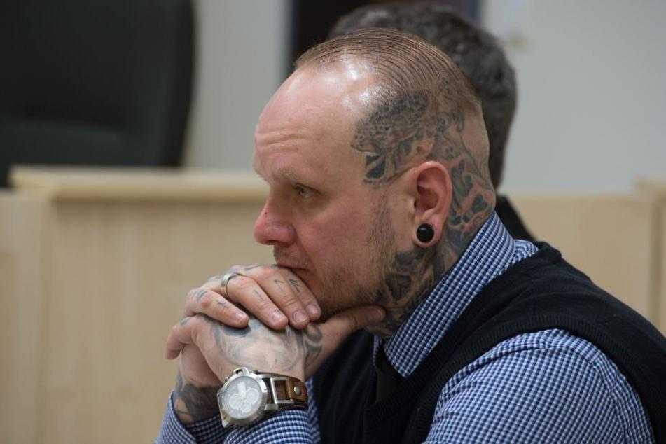David Köckert, ist Stadtrat in Greiz und bekannter Neonazi.