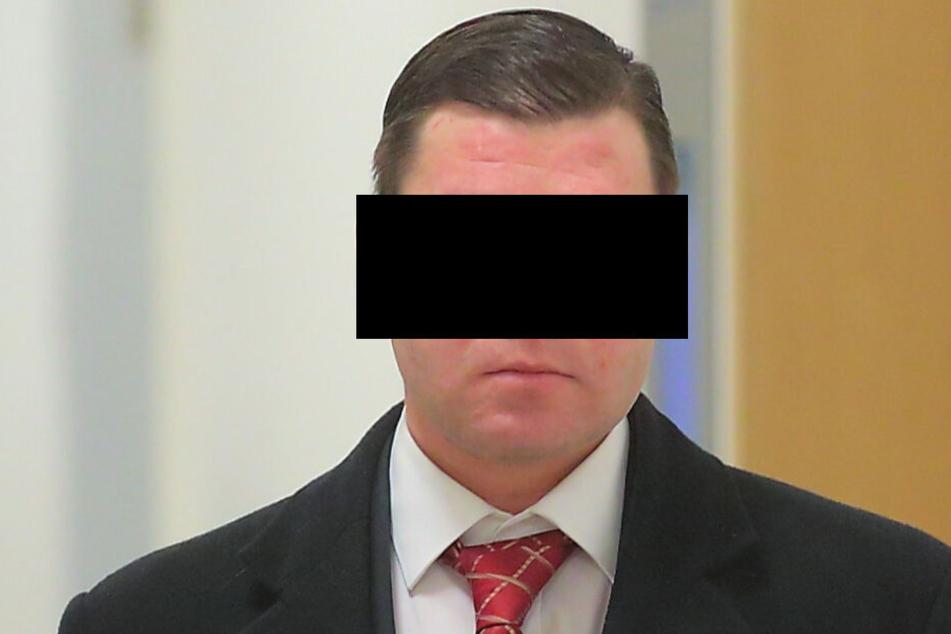 Burkhard K. (33) musste vor den Amtsrichter.