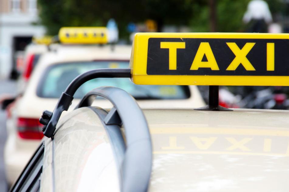 Die Taxifahrt eines Norwegers führte durch drei Länder.