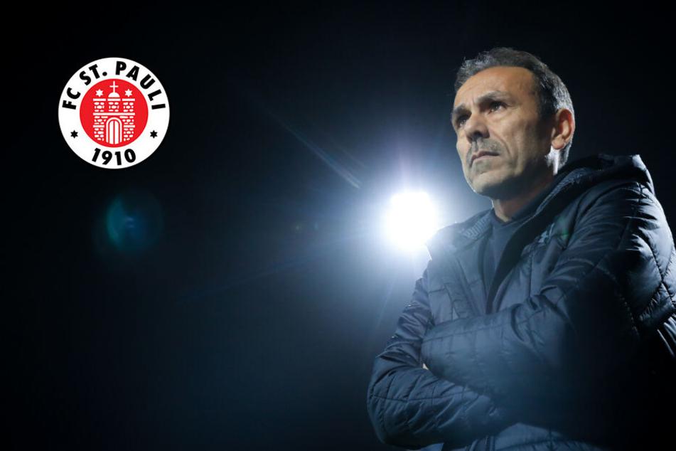 St.-Pauli-Trainer Luhukay will von Endspiel gegen Dynamo Dresden nichts wissen