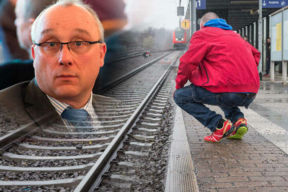 Prozess um S-Bahn-Schubser: Opfer lässt AfD abblitzen