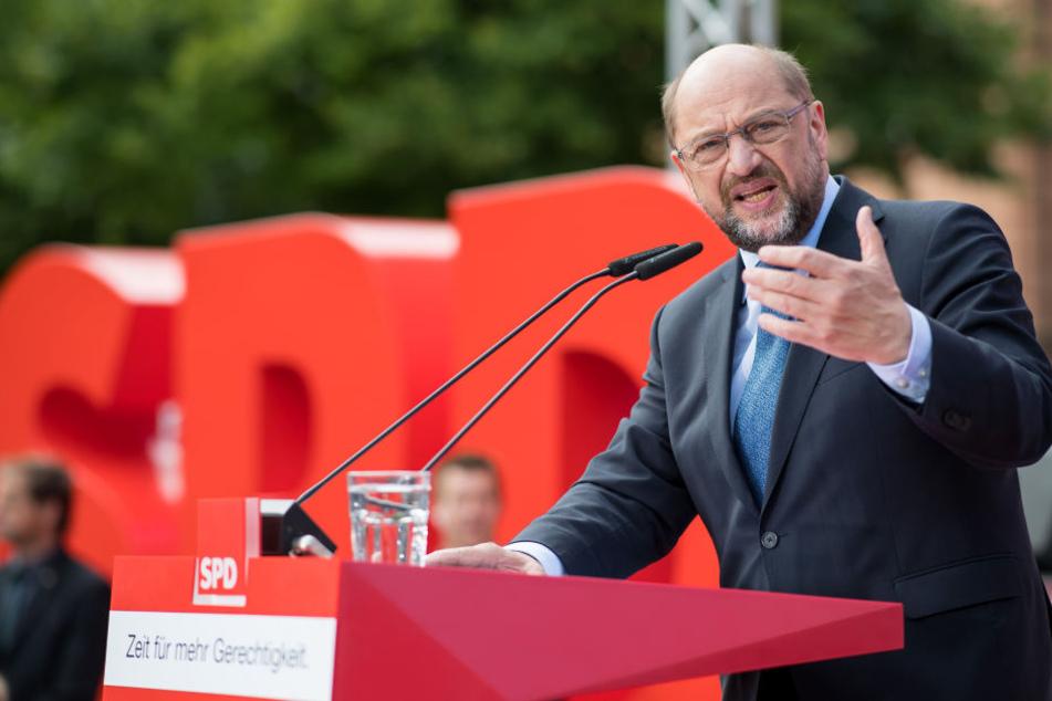 Mit dieser Forderung setzt Schulz sich für Arbeitnehmer ein