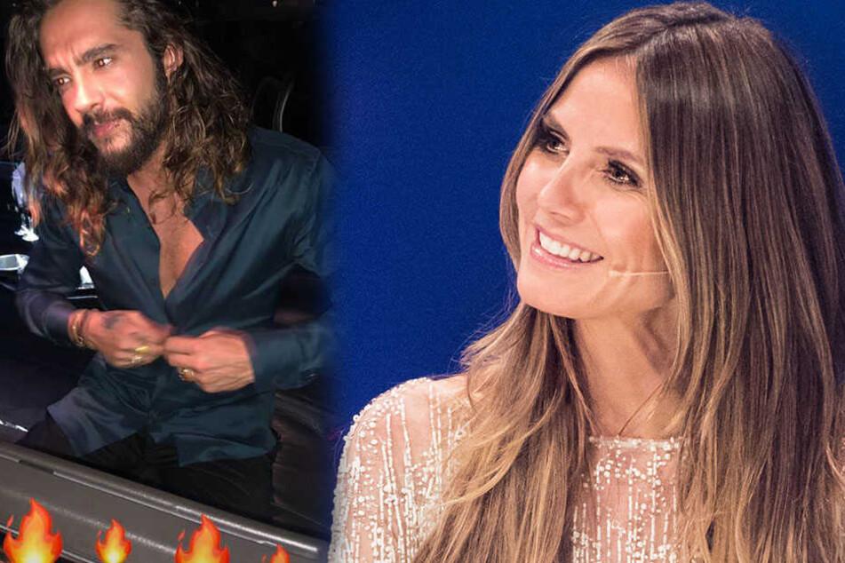 Heidi Klum im Liebes-Rausch: Wie lange schaut sich Tom Kaulitz das noch an?