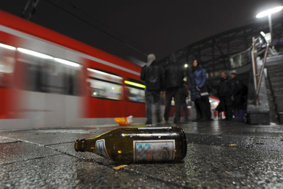 Kein Alkohol am Münchner Hauptbahnhof mehr
