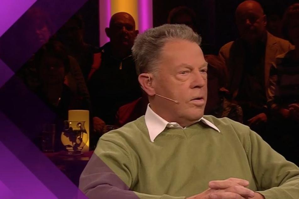 "Lothar Herzog im ""Riverboat""."