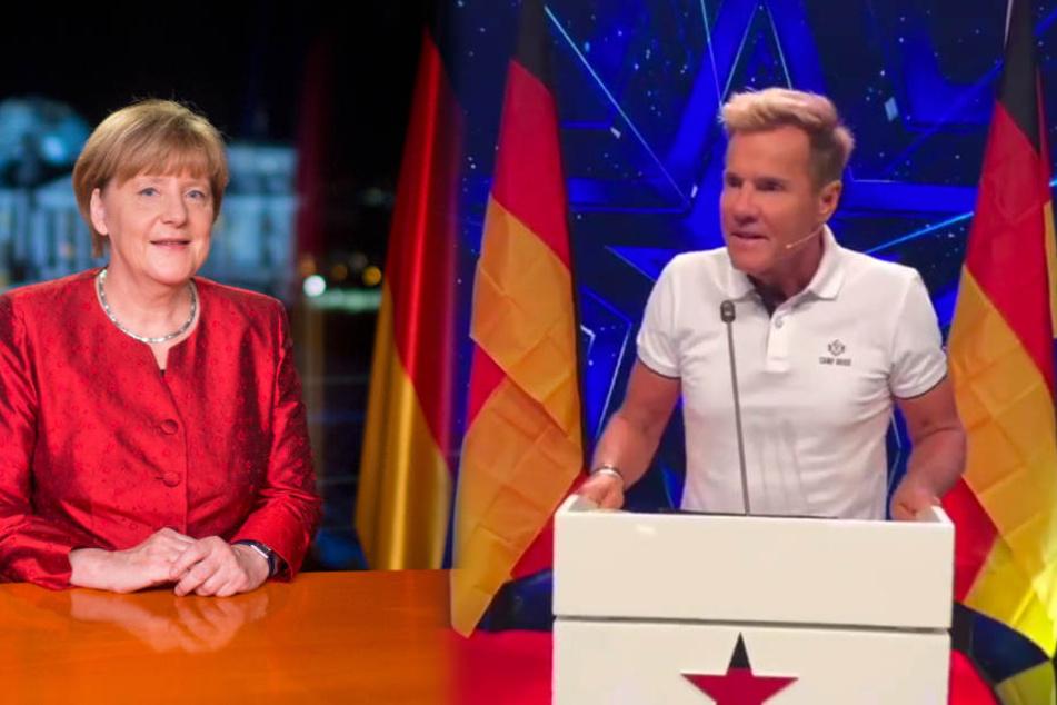 Ansage an Angela Merkel: Das würde Dieter Bohlen als Kanzler sofort anders machen