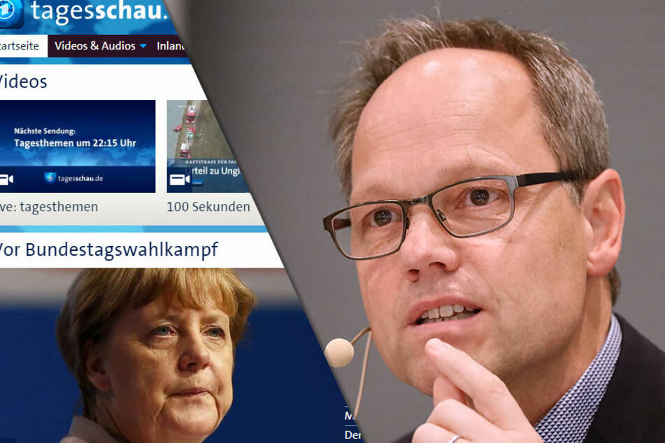 """ARD-aktuell""-Chefredaktuer Kai Gniffke."