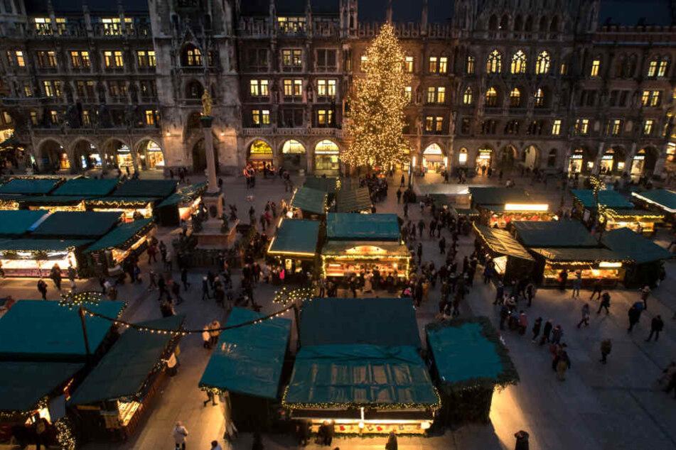 Beleuchtung gehört an Weihnachten einfach dazu.