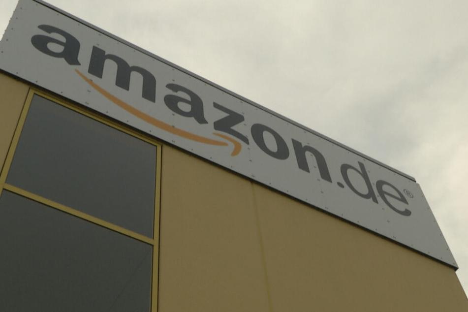 Seit der Nacht zum Freitag wird bei Amazon gestreikt.