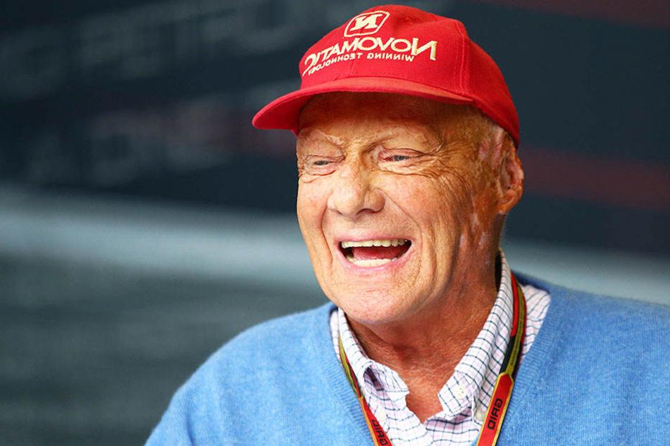 Niki Lauda (69) fühlt sich fit genug, um an die Rennstrecke zurückzukehren.