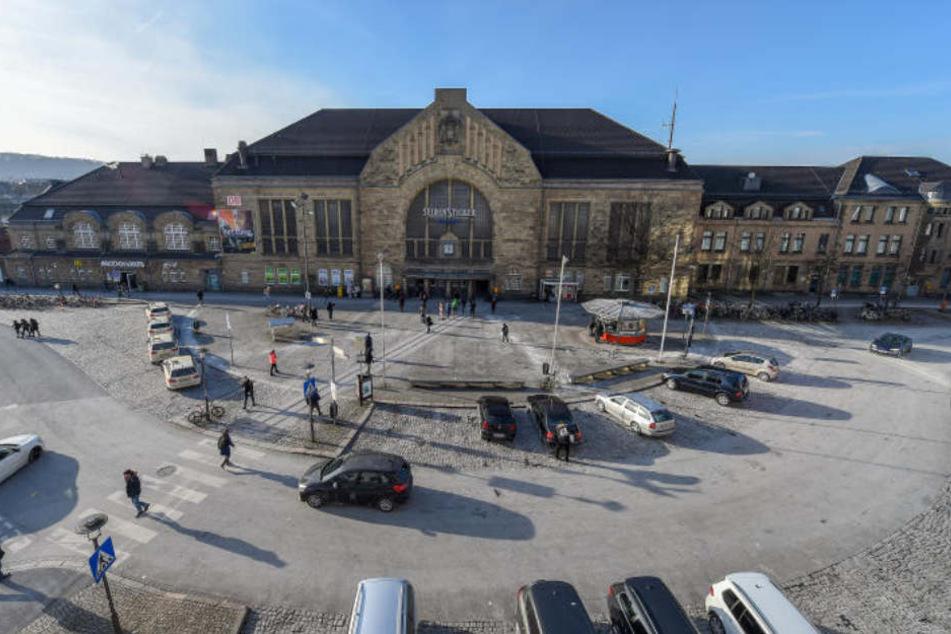 dean&david soll frischen Wind auf den Bahnhofsplatz bringen.