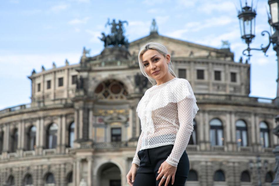 Die meisten Bretter der bedeutendsten Bühnen Europas hat sie schon betreten. In der Dresdner Semperoper singt Sopranistin Nina Minasyan (30) heute das erste Mal.