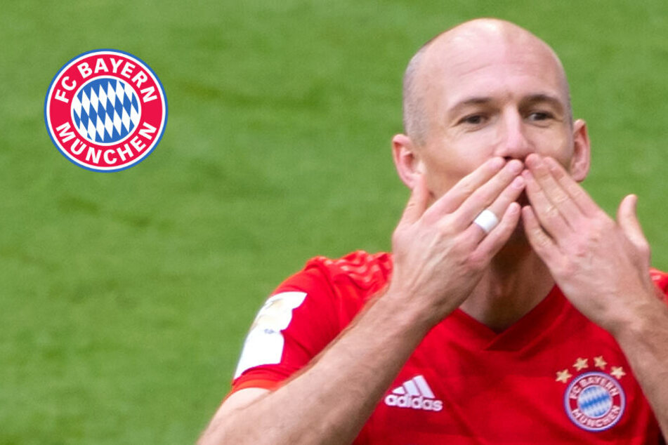 "Arjen Robben über FC Bayern: ""Fühlte sich wie ein Rückschritt an"""