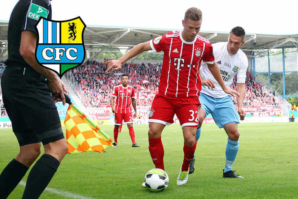 Bayern-Star Kimmich hat CFC-Frahn viel zu verdanken