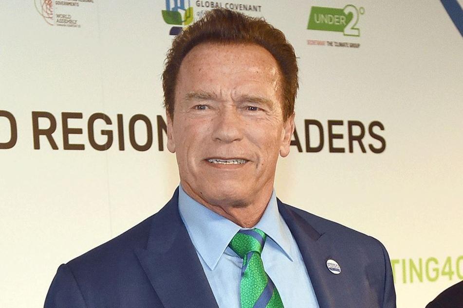 Arnold Schwarzenegger (70) soll eigentlich im Sommer den nächsten Termintor drehen.