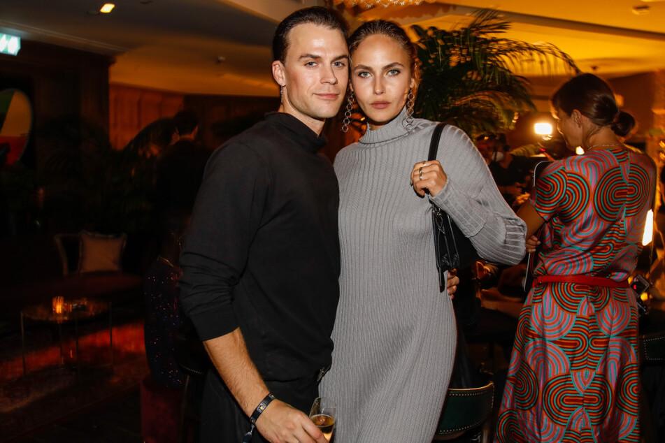 Elena Carrière (24) und Bjarki Runar Sigurdarson (30) sind seit kurzem ein Paar.