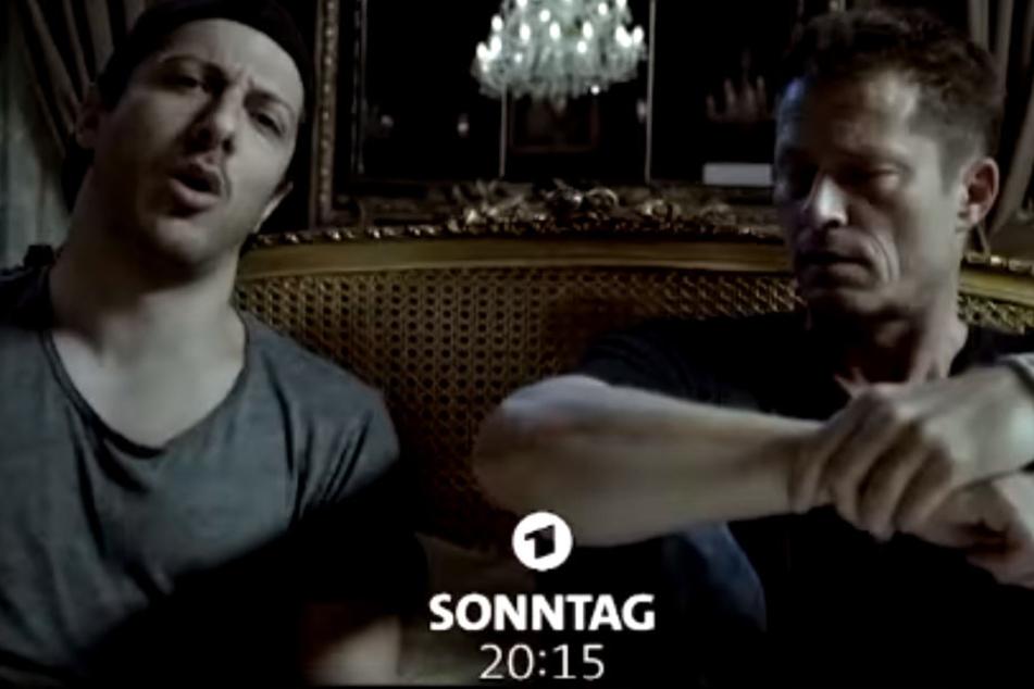 """Die ARD preist Schweigers Tatort-Kino-Werk an: """"Spannender als jeder Fußball-Krimi - der Kino-Tatort""""."""