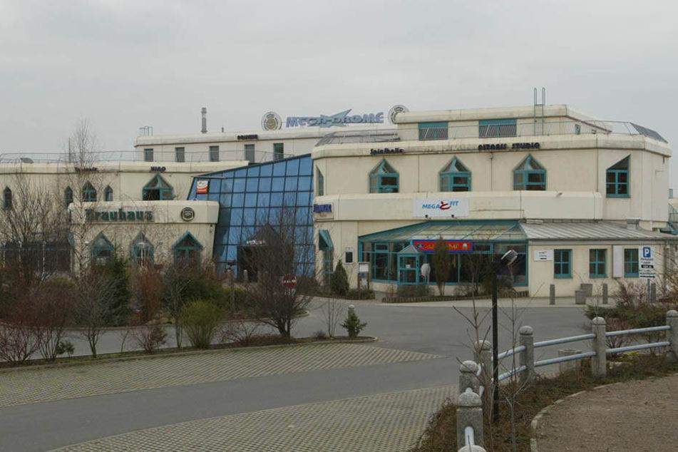 Das Megadrome Radebeul war in den Neunziger Jahren eine angesagte Location.