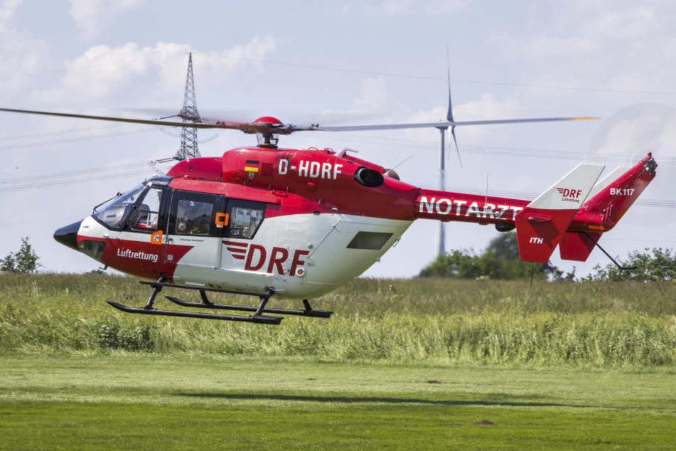 Bei einem Unfall bei Bestensee wurde ein 11-Jähriger schwer verletzt (Symbolbild).