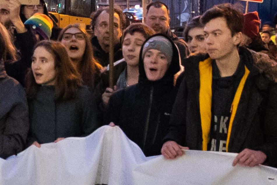 Linken-Kandidat Tom Radtke scheitert bei Hamburg-Wahl und pöbelt gleich weiter