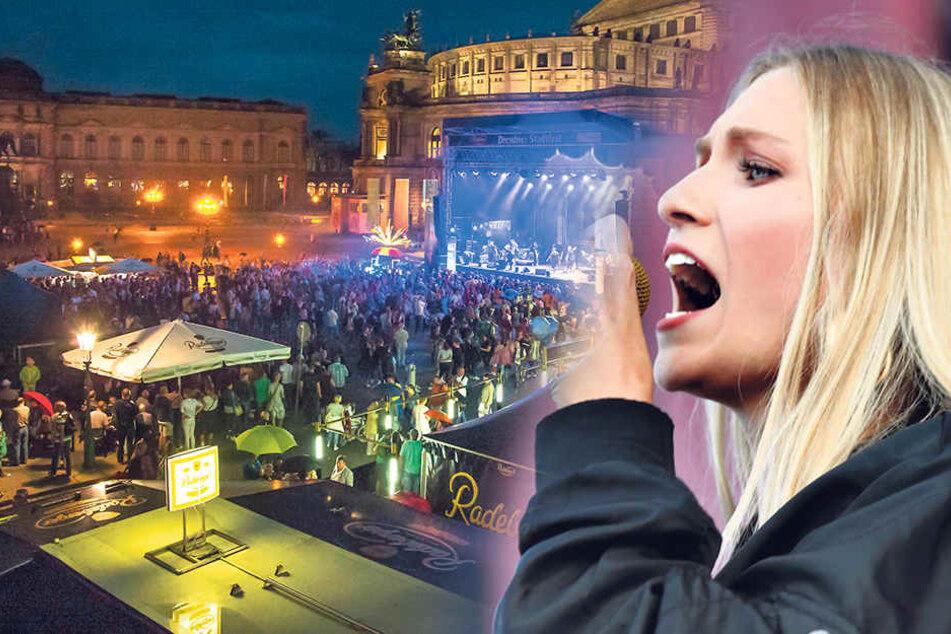Das sind die Höhepunkte des Dresdner Stadtfestes