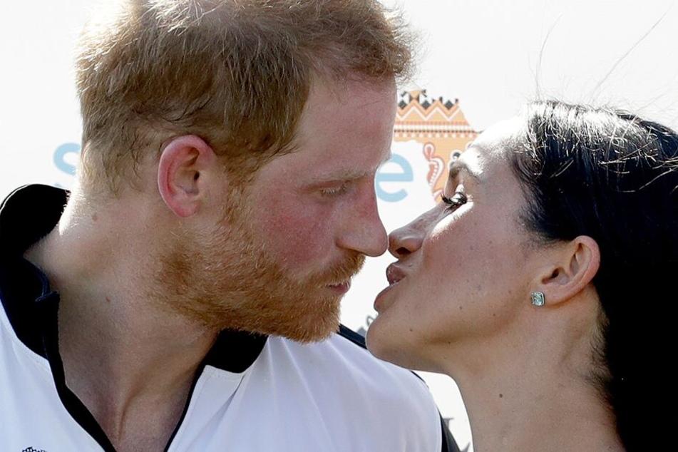 Prinz Harry (34) hat nicht nur rote Wangen, sondern auch rotes Haar. (Archivbild)