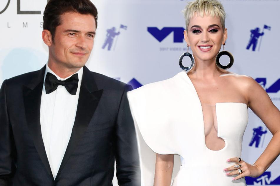 Wieder zusammen gesichtet! Orlando Bloom und Katy Perry.