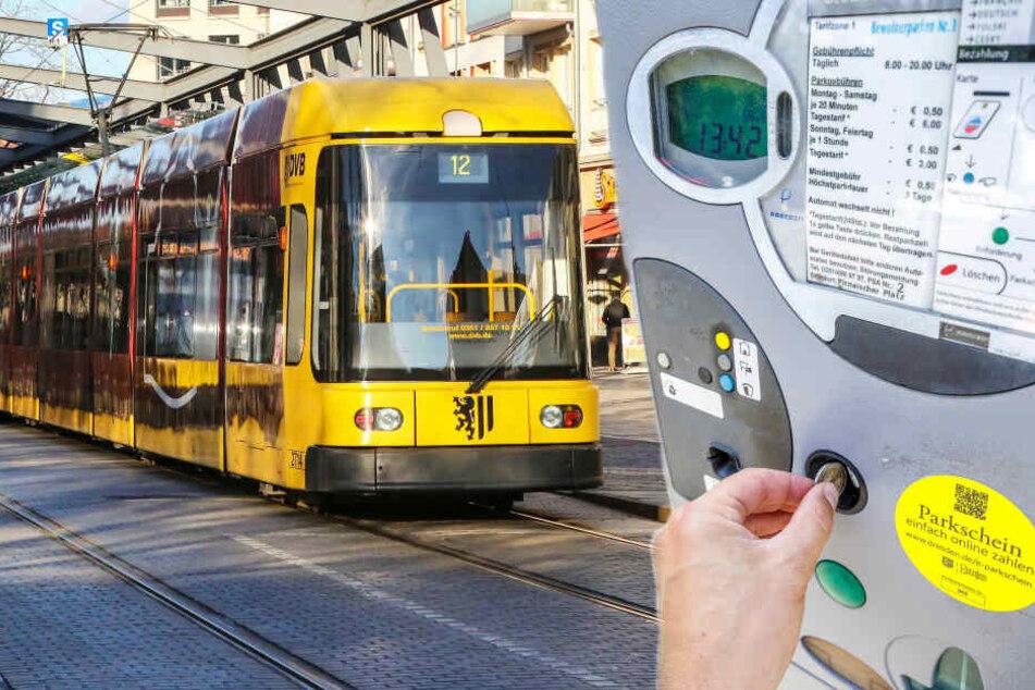 So will Dresdens OB Hilbert bei Autofahrern abkassieren!