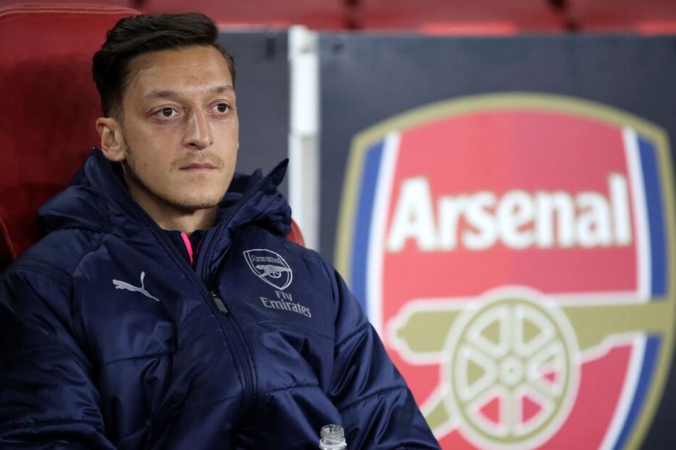 Bei Arsenal London steht der Fußballer wohl nicht mehr lange auf der Gehaltsliste.