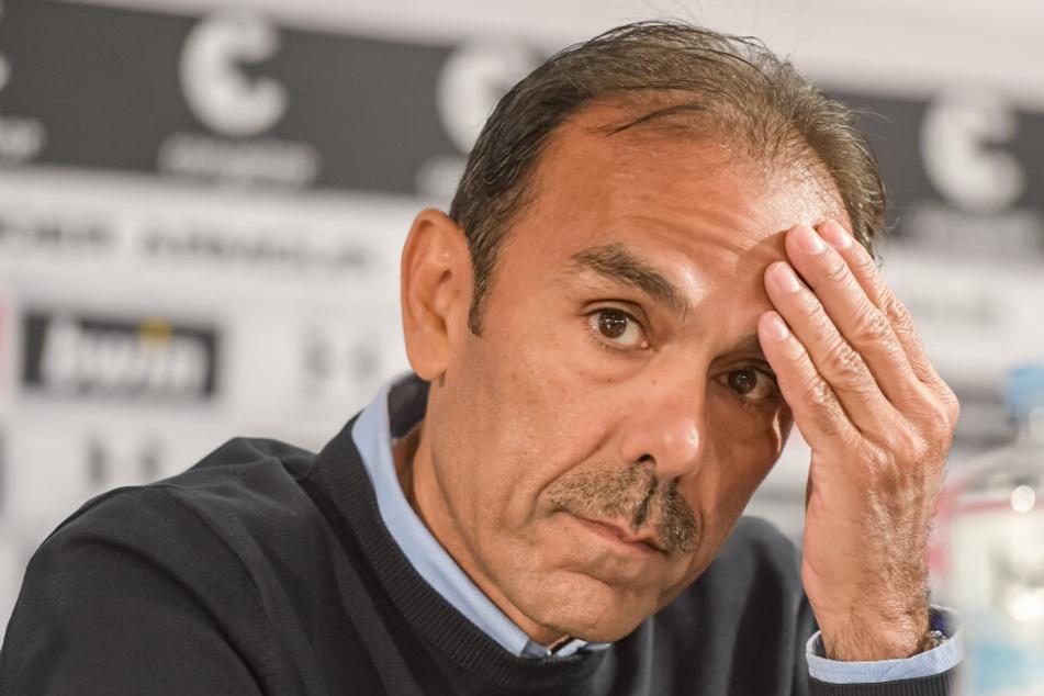 Die derzeitige Situation beim FC St. Pauli bereitet Trainer Jos Luhukay großes Kopfzerbrechen.