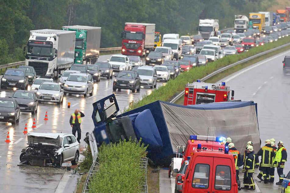 Unfall A4 Heute