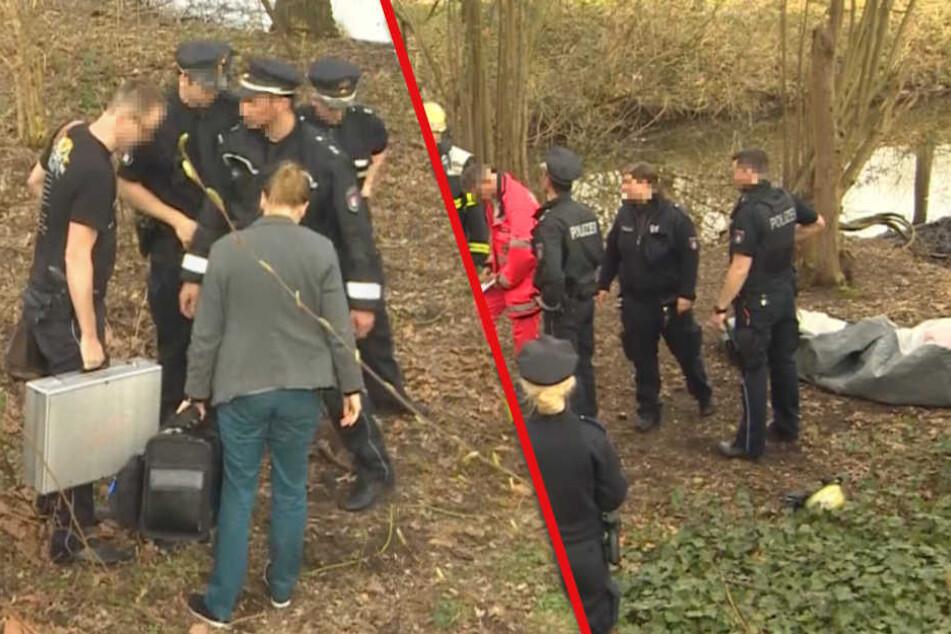 Leiche im Fluss gefunden: Jetzt ist die Identität des Toten geklärt