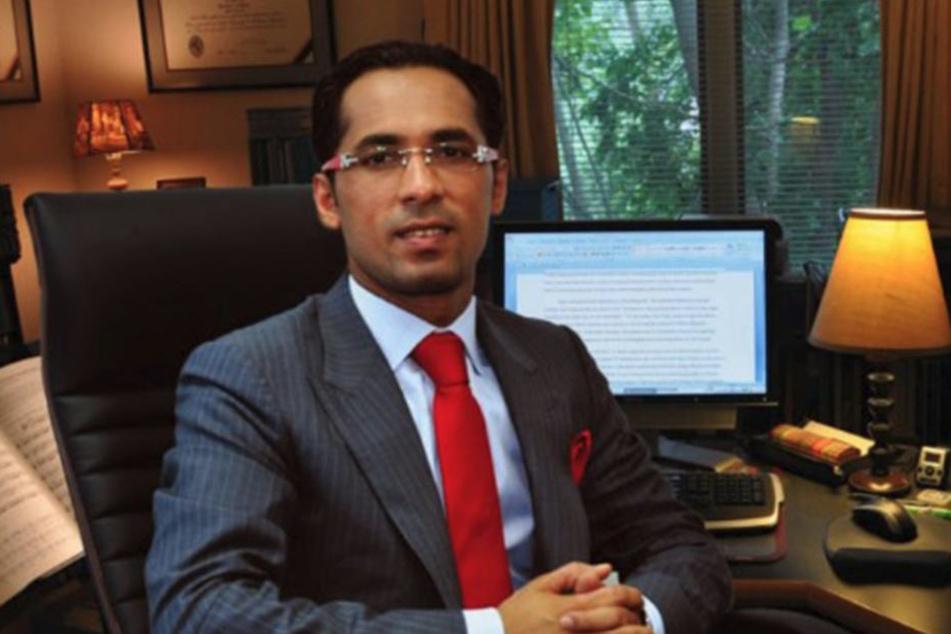 Der tansanische Milliardär Mohammed Dewji.