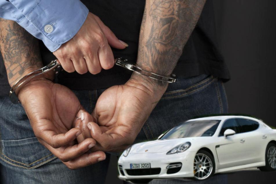 Der Porsche-Fahrer (22) stellte sich nach der Tat der Polizei.
