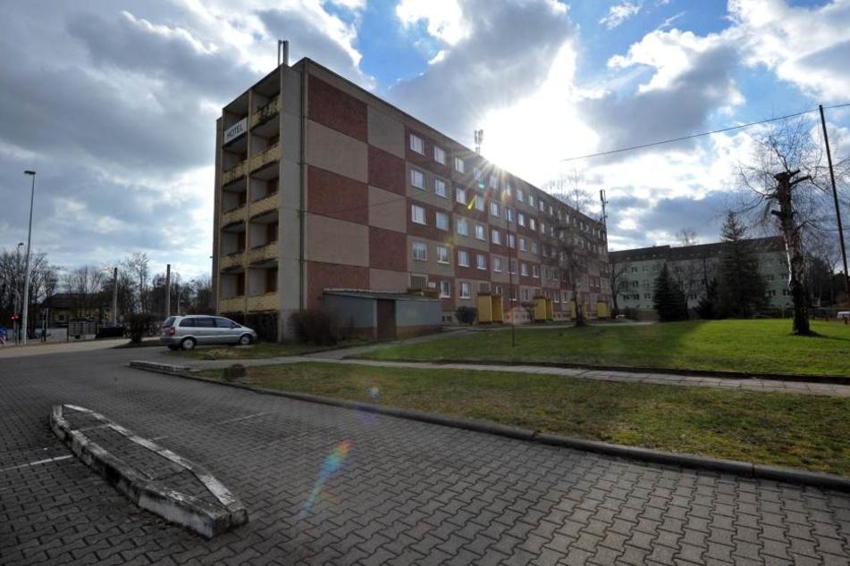 """Das städtische Asylheim """"Wohnhotel Kappel"""" war voll mit Flüchtlingen.  Inzwischen lebt hier kein einziger Asylsuchender mehr."""