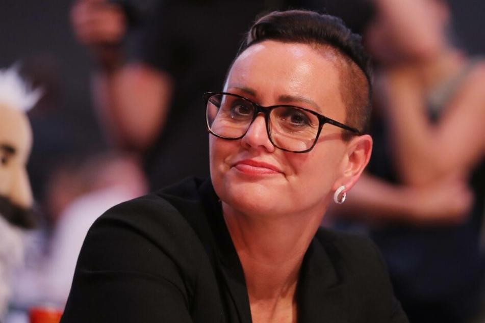 Linken-Politikerin Luise Neuhaus-Wartenberg wurde von zwei Männern beleidigt.