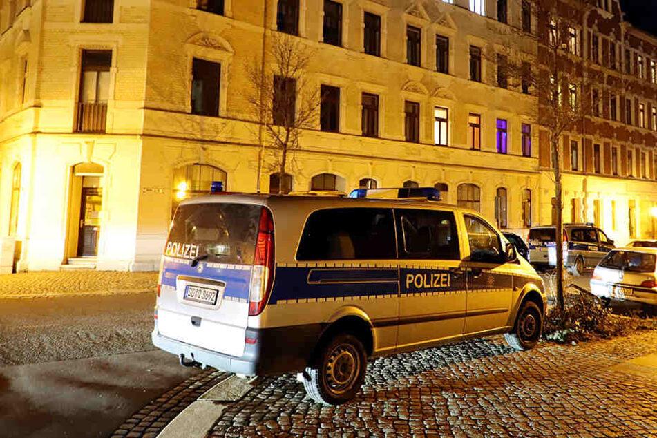 Die Polizei war mit mehreren Streifenwagen auf dem Sonnenberg im Einsatz.