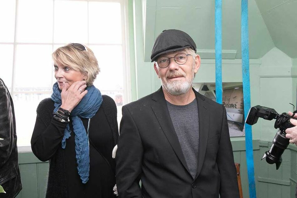 Donnerstag Stargast im Dixiebahnhof: Jes Holtsø (61) alias Olsenbanden-Børge wird auch ein paar Lieder singen. Freitag tritt er in Görlitz (Vino e cultura) auf, Samstag nochmals in Weixdorf.