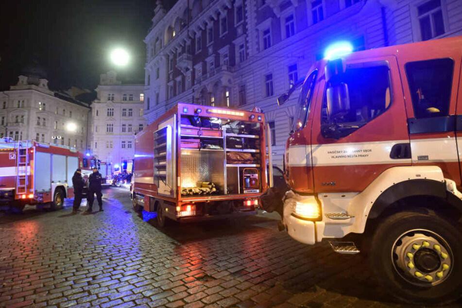 Tragischer Hotelbrand in Prag! Deutscher unter den Todesopfern