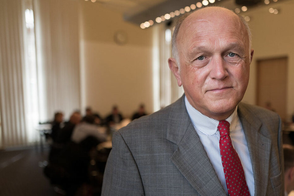 Hans-Joachim Berg hat bei der AfD als Fraktions-Geschäftsführer gekündigt.