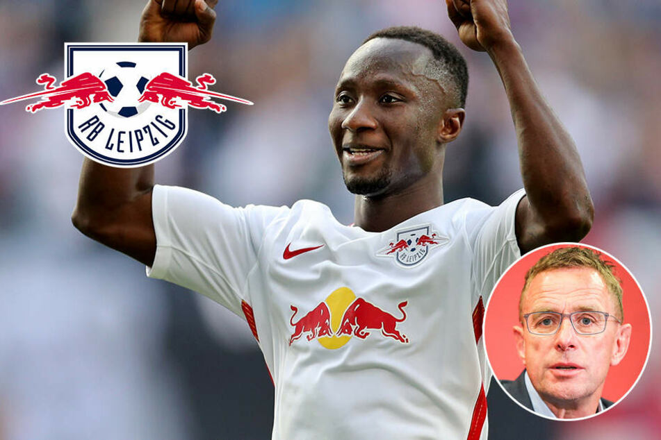 Rangnick-Klartext bei RB Leipzig: Keita darf nicht gehen!